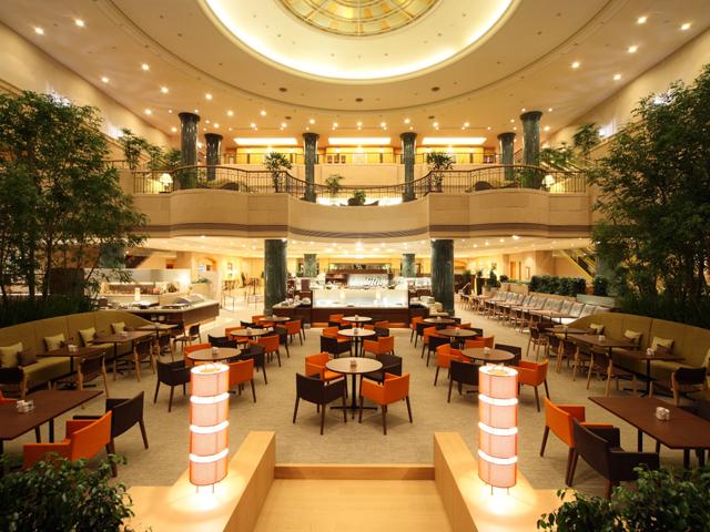 ホテルオークラJRハウステンボス 改装後、よりモダンで落ち着く空間に生まれ変わりました