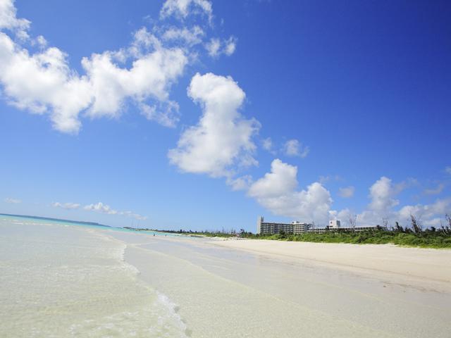 宮古島東急ホテル&リゾーツ 東洋一美しいと称される与那覇前浜ビーチに面したホテル