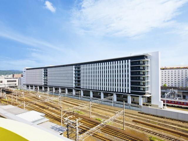 ホテル近鉄京都駅 周辺へのアクセスに大変便利な立地です