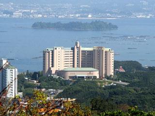 白浜古賀の井リゾート&スパ(旧:コガノイベイホテル)