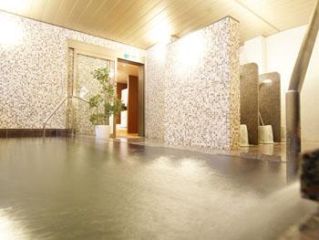 くつろぎと癒しの大浴場