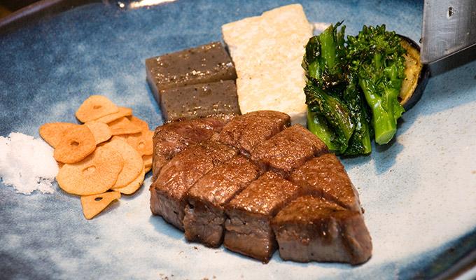 神戸ステーキレストラン モーリアで本場の味を堪能