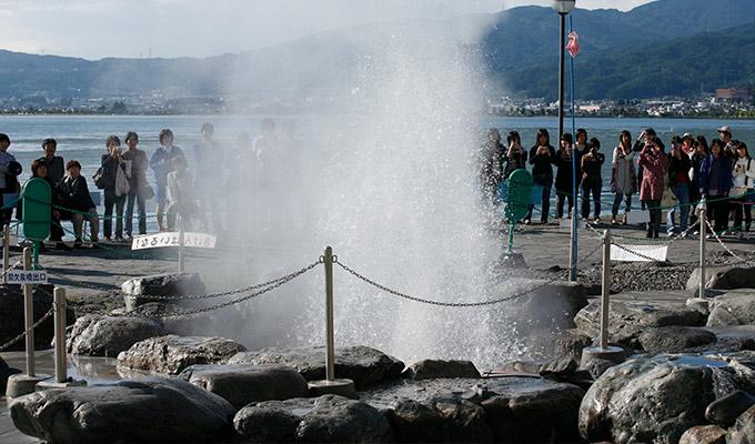 大人のお湯旅「上諏訪温泉」
