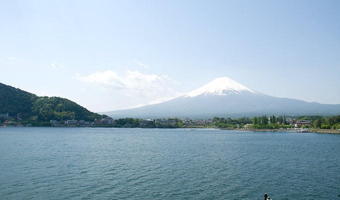 大人のお湯旅「富士河口湖温泉郷」