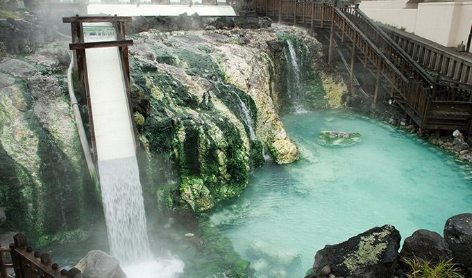 大人のお湯旅「万座温泉」