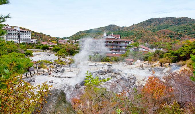 大人のお湯旅「雲仙温泉」