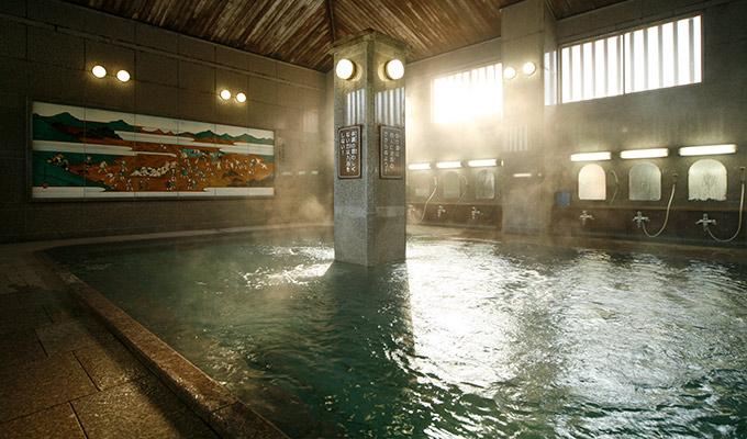 大人のお湯旅「山中温泉」