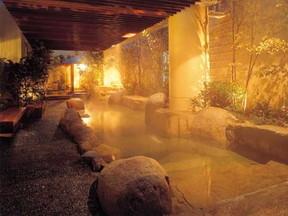 東京ドーム天然温泉 Spa LaQua(東京都)