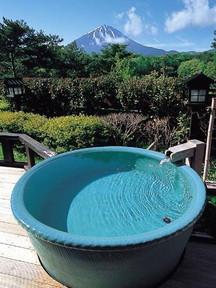 富士眺望の湯ゆらり(山梨県)