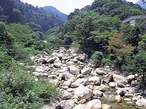 湯の山温泉郷