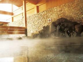 さがの温泉 天山の湯(京都府)