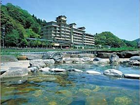 三朝温泉(鳥取県)