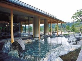 亀嵩温泉 玉峰山荘(島根県)
