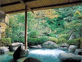 美又温泉(金城観光ホテル)(島根県)
