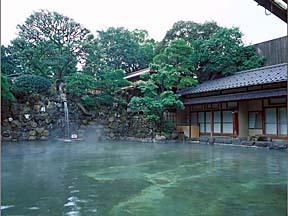 玉造温泉(長楽園)(島根県)
