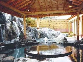 湯郷鷺温泉館(岡山県)