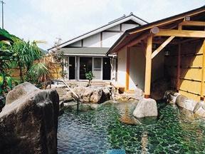 萩阿武川温泉ふれあい会館(山口県)