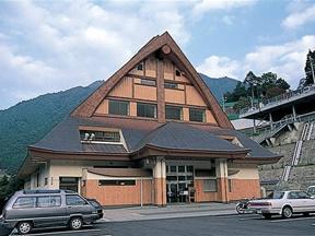 祖谷秘境の湯(徳島県)