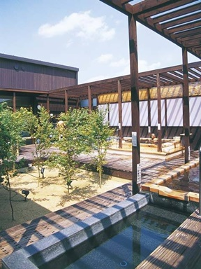 仏生山温泉(香川県)