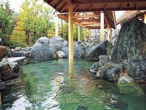 見奈良天然温泉 利楽(愛媛県)