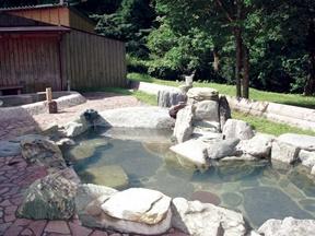 雲の上の温泉(高知県)