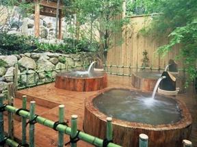 源泉野天風呂 那珂川 清滝(福岡県)
