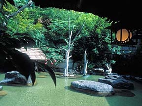 黒川温泉(熊本県)