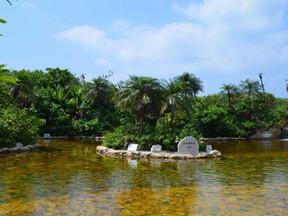 シギラ黄金温泉(沖縄県)