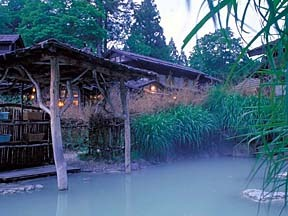 乳頭温泉(鶴の湯)(秋田県)