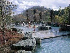 大子温泉保養センター 森林の温泉(茨城県)