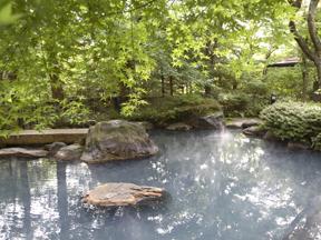 那須温泉山楽 那須の自然とともに、露天風呂の醍醐味を味わう