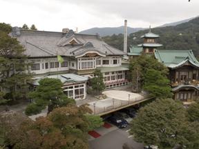 富士屋ホテル リゾートホテルの草わけとして明治11年に誕生した富士屋ホテル