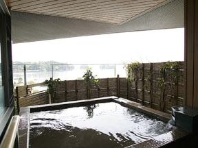 松島センチュリーホテル 露天風呂「汐音」