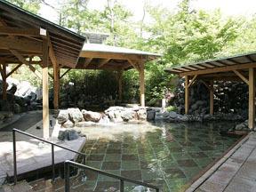 ホテル瑞鳳 織女(露天風呂)