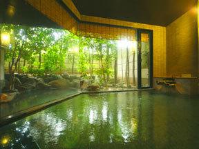 たちばな四季亭 男性大浴場「右近の湯」