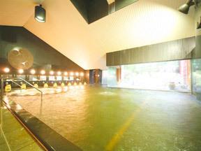 翠明 奥方大浴場「瑠璃光浴殿」(大浴場)