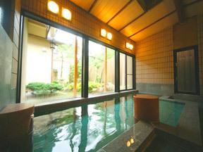 胡蝶 「月かげの湯」大浴場