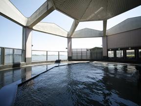 加賀観光ホテル 「夢湯パーク」で飽きることなく温泉三昧