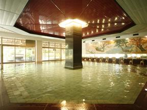 清風荘(あわら温泉) 殿方大浴場「夢殿」