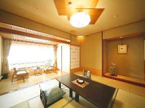 ホテル海望 人気がある露天風呂付の客室
