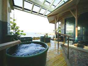 多田屋 「暖暖(ぽかぽか)」陶器風呂