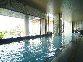 宿守屋寿苑 「魚太の湯」大浴場