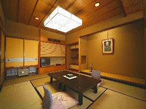 ゆけむりの宿美湾荘 好評の源泉掛け流しの露天風呂付き客室