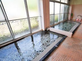 湯元庄屋和泉屋旅館 天然温泉大浴場(女湯)