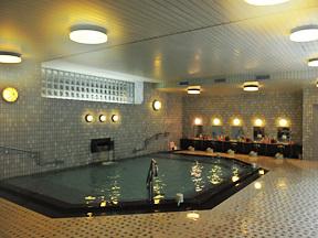 湯沢ニューオータニ 温泉大浴場