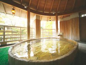 水上館 水晶風呂