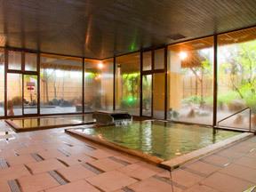 ホテル清風苑 殿方用庭園大浴場「殿の湯」(大浴場)