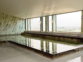 ホテル石庭 男性展望大浴場