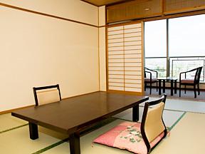 ホテル花いさわ 落ち着いた雰囲気の清潔感あふれる和室