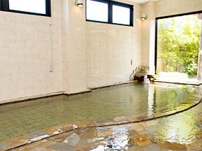 ホテル花いさわ 女性大浴場「あふれいでの湯」